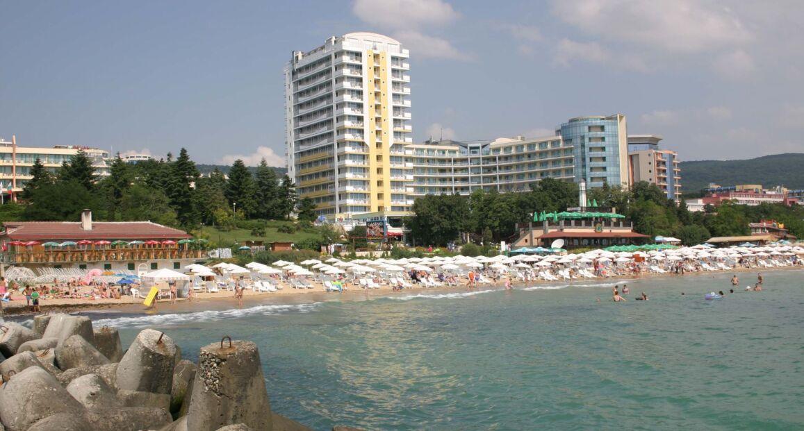 Bonita Beach - Riwiera Bułgarska - Bułgaria